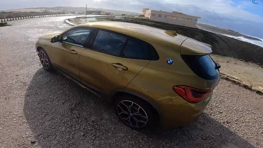 How Fast Can You Go In A BMW X2 Diesel?