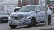2019 Mercedes GLS and A-Class Sedan screenshots from spy videos