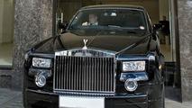 3000th Rolls Royce Phantom