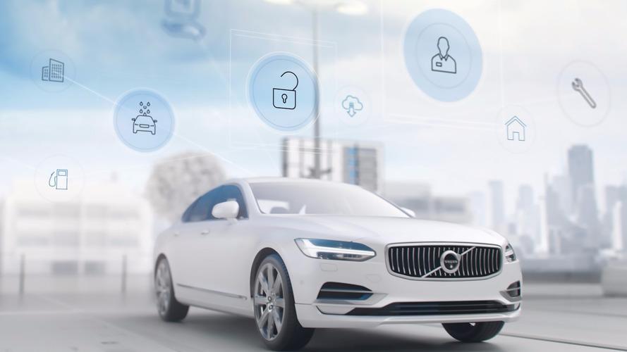 Yeni Volvo destek servisi S90 sahibi olmayı çok özel hale getiriyor