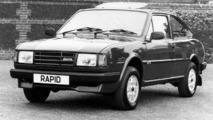 1984 Skoda Rapid