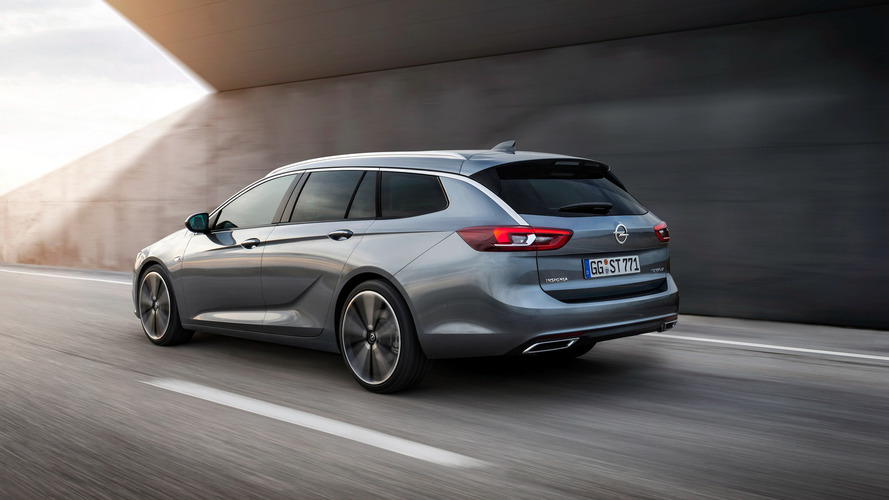 Opel Insignia Sports Tourer 2017, familiar con estilo