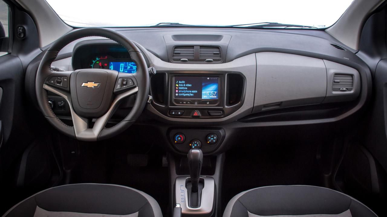 Chevrolet Spin brasileira chega ao Peru pelo equivalente a R$ 51.760