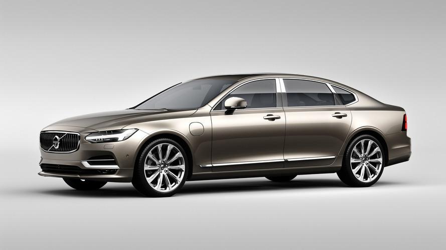 Volvo S90 Excellence, Çin'de şimdiye kadar üretilmiş en lüks otomobil olmak istiyor