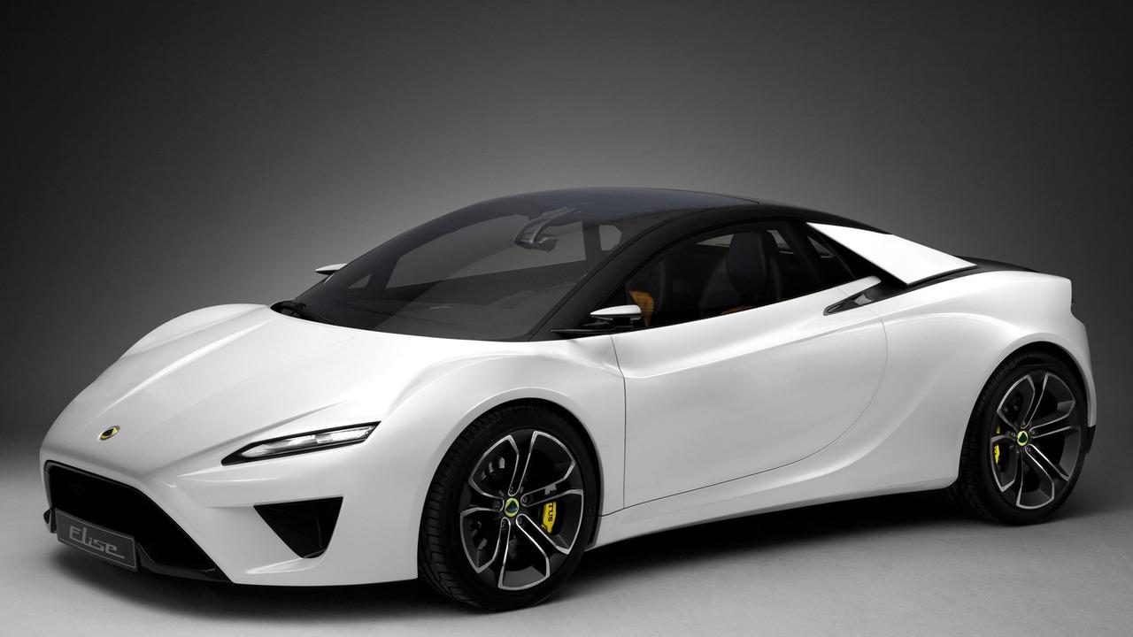 2020 Lotus Elise Render Previews The Sleek Shape Of Things