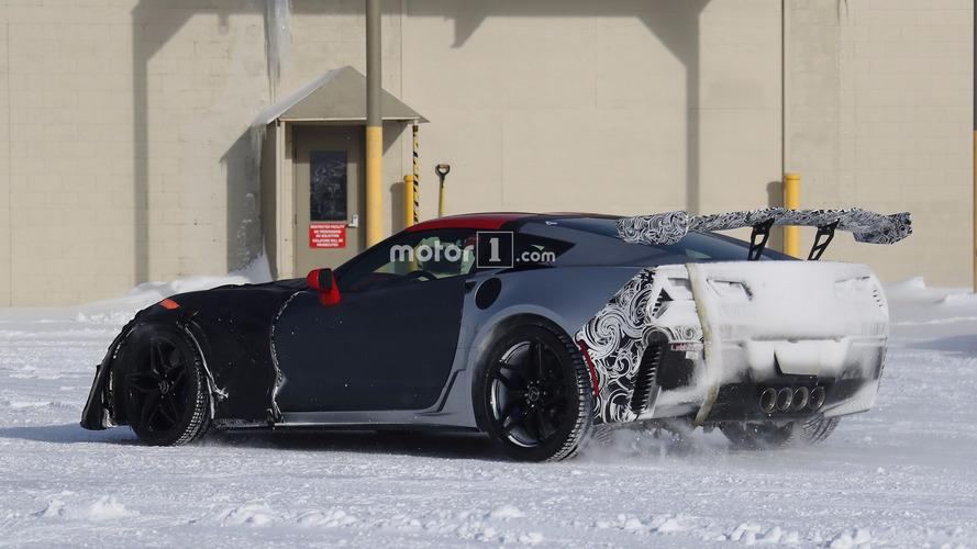 2018 Chevy Corvette ZR1 kısa vadede gelmeyecek