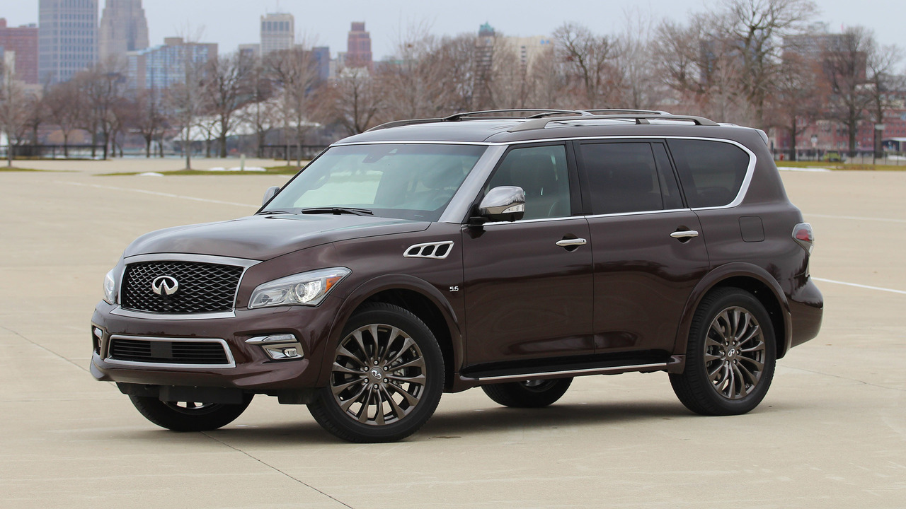 2017 infiniti qx80 review good but not good enough. Black Bedroom Furniture Sets. Home Design Ideas