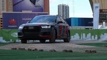 Audi Q7 deep learning concept