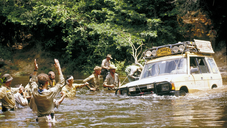 Com nova geração em 2017, Land Rover Discovery mostra sua história em fotos