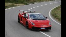 Bobbio-Penice 2012 - Le Lamborghini