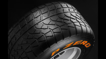 Le Pirelli PZero per la Formula 1 2011