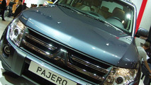 New Mitsubishi Pajero Launched in Japan