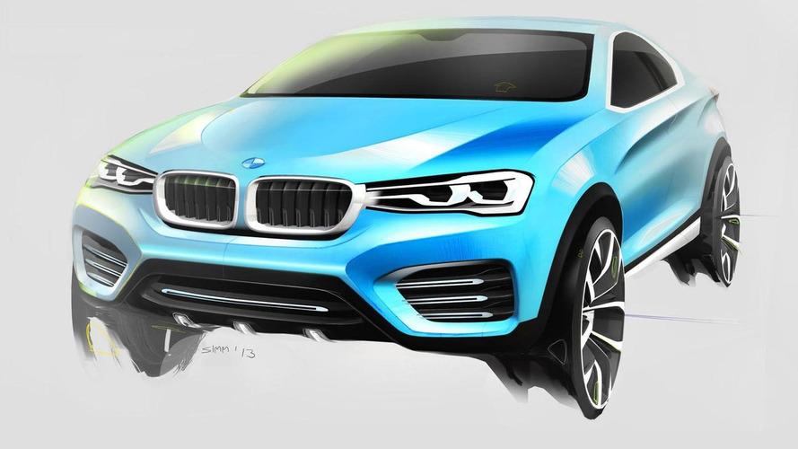 BMW 1-Series Sport Cross comes into focus