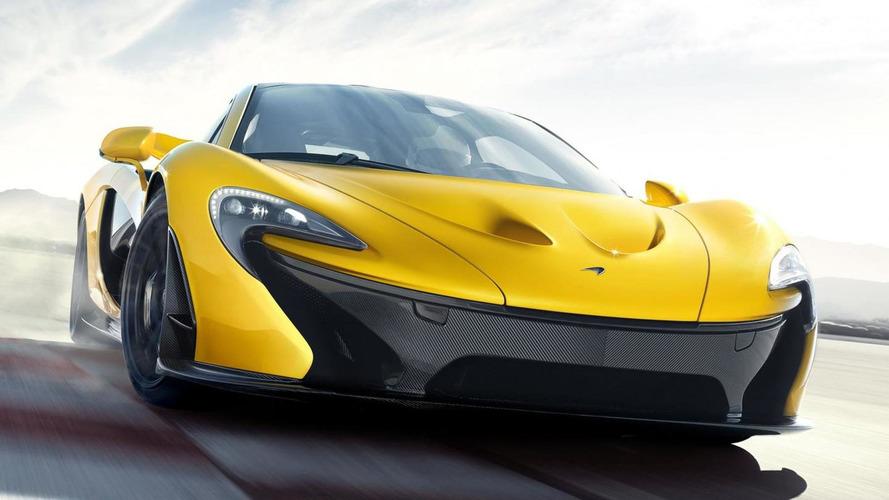 McLaren P1 officially revealed, full details inside