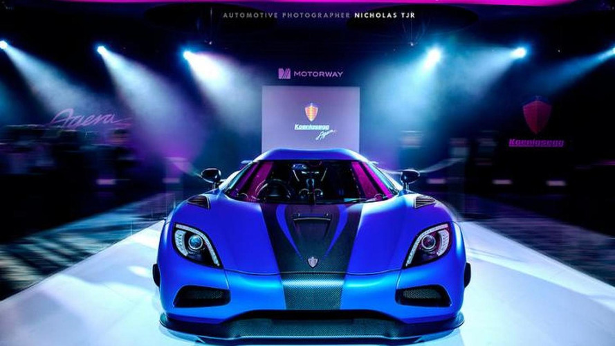 Koenigsegg Agera S becomes the most expensive car sold in Singapore [video]