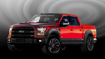 Ford F-150 for SEMA