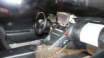 Aston Martin DB11 spy photo
