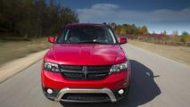 2014 Dodge Journey Crossroad