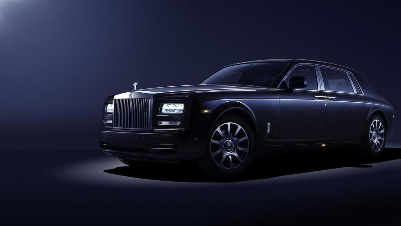 Rolls-Royce Phantom Celestial 09.9.2013