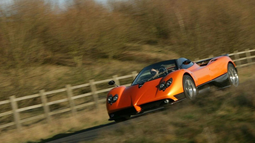 The Pagani story parts 3 and 4 - Zonda F & R [video]