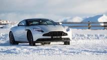 Aston Martin Hokkaido On Ice