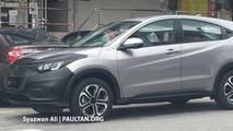 Honda HR-V reestilizado - Flagra
