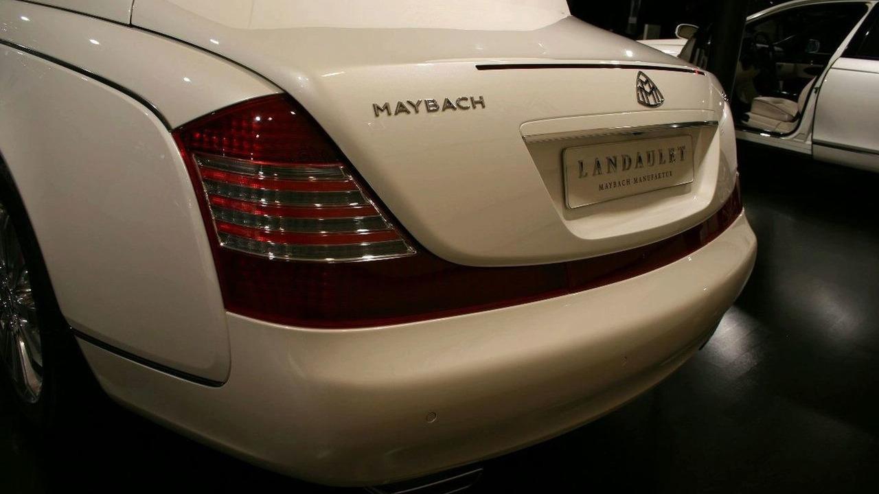 Maybach Landaulet