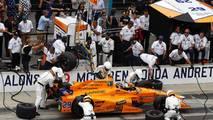 1. Fernando Alonso, IndyCar