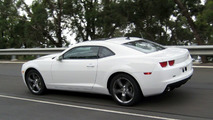Production Chevy Camaro to Debut Within 4 Months