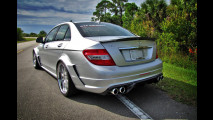RENNtech Mercedes C63 AMG