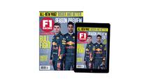 F1 Racing kapağı