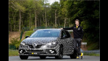Mégane RS zeigt unfreiwillig mehr