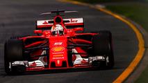 Vettel Formule 1 - Grand Prix d'Australie 2017