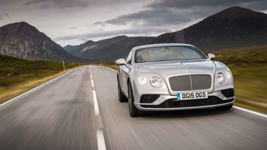 2017 Bentley Continental GT Review
