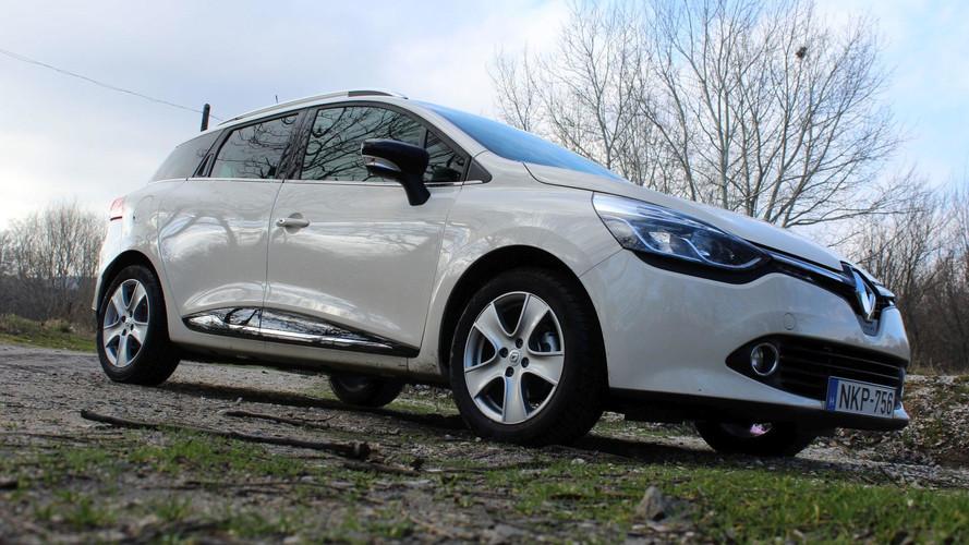 Renault Clio Grandtour Teszt