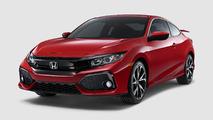Honda Civic Si 2017