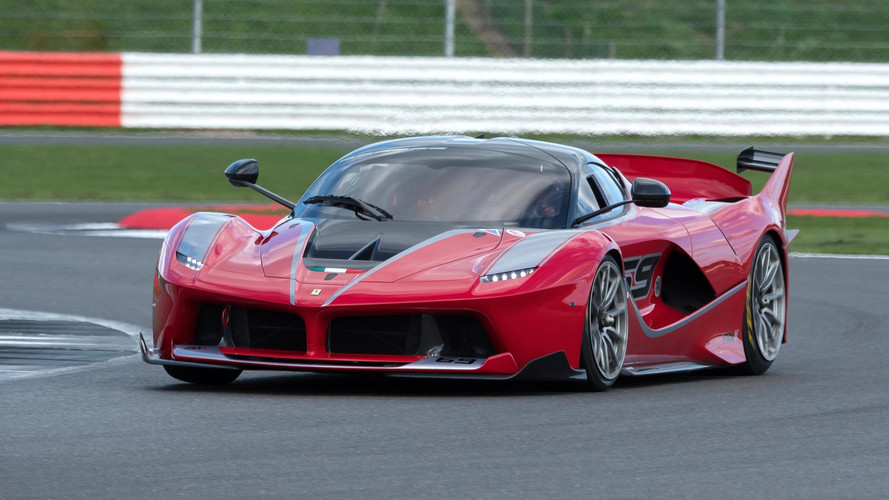 Win Tickets To Ferrari Racing Day With Autosport International Purchase
