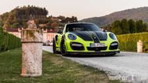 KVC - Porsche 911 par TechArt GTstreet R