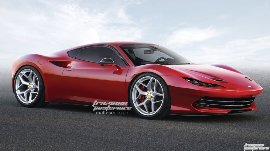 Ferrari Dino Rumours Persist, And So Do The Renders