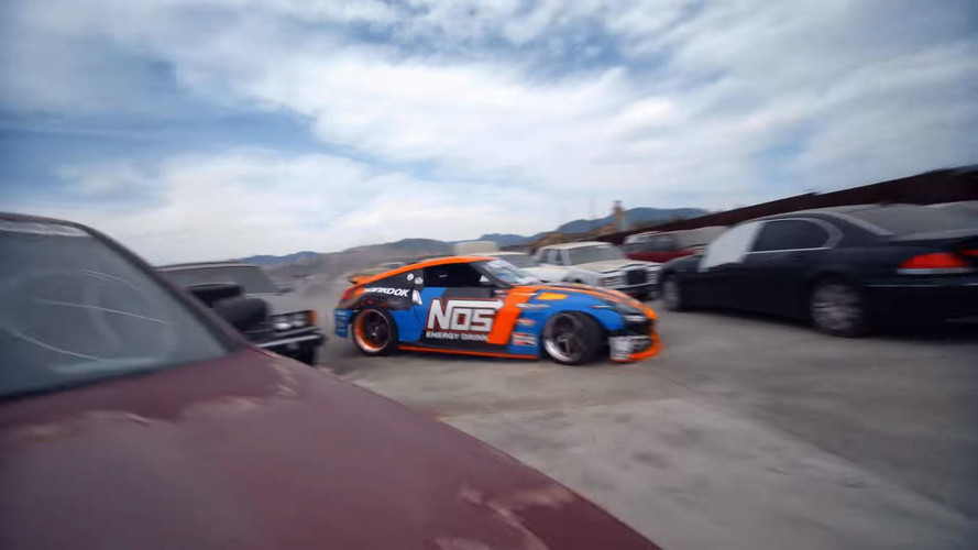 Forsberg Drift Video