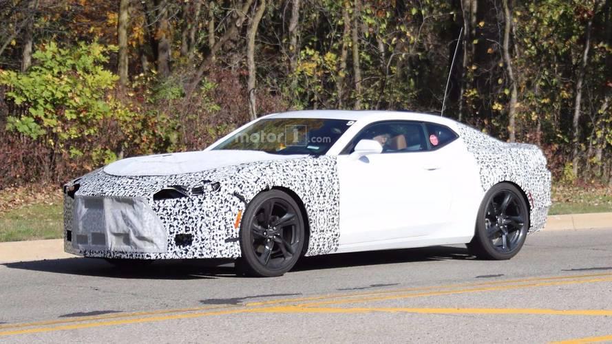 Resmi doküman 7 vitesli Chevrolet Camaro'ya işaret ediyor