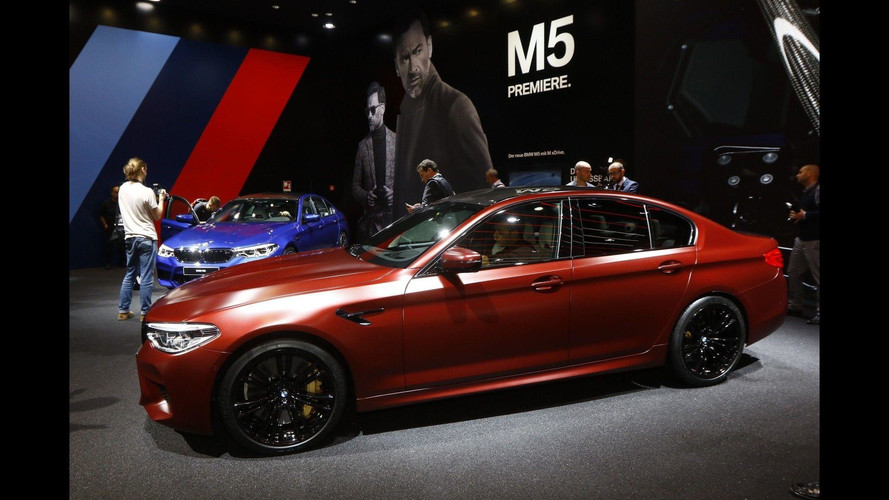 New BMW M5 Competition Pack Confirmed