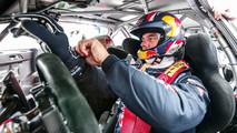 Sébastien Loeb Peugeot 208 T16 Pikes Peak