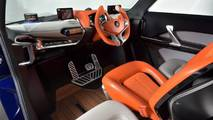 Yamaha Cross Hub konsepti - Oturuş pozisyonu