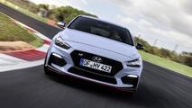 Primera prueba del Hyundai i30 N 2018