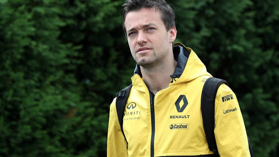 Jolyon Palmer To Leave Renault After Japanese GP