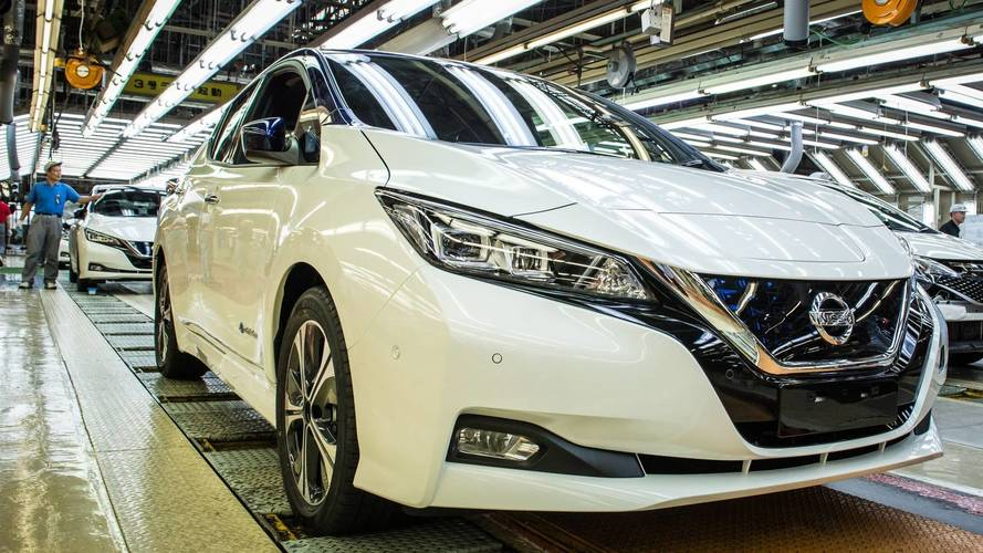 Nissan Halts Japan Production For 2 Weeks To Fix Quality Issues