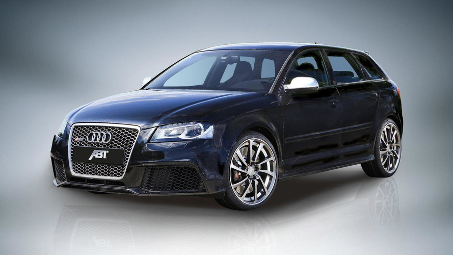 Audi RS3 tuned to 470 HP by ABT Sportsline