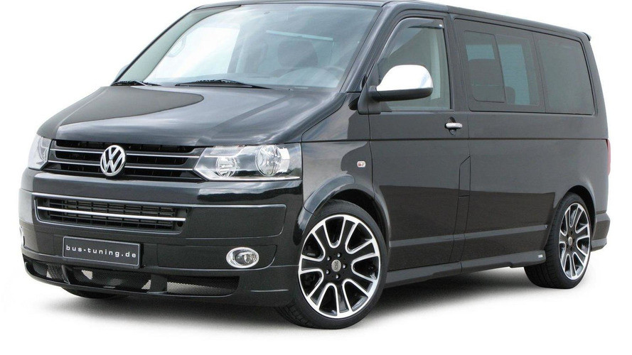 Volkswagen T5 facelift body styling by RSL