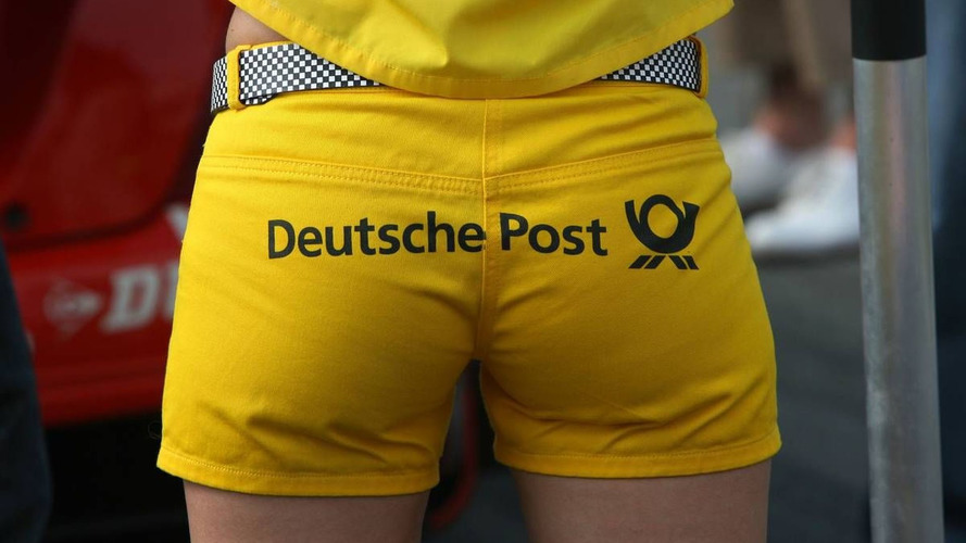 Deutsche Post DHL eyes Mercedes sponsor deal
